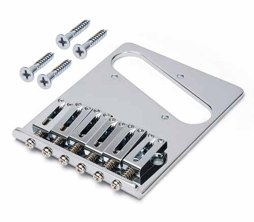 Gotoh Modern Bridge for Tele Chrome