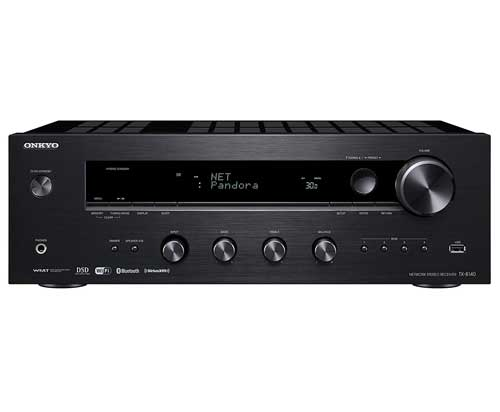 Onkyo TX-8140 2-Channel Network Stereo Receiver